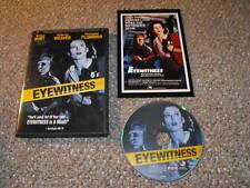 Eyewitness DVD 2005 Complete Anchor Bay Sigourney Weaver