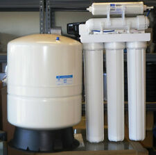 "Light Commercial Reverse Osmosis Water System 150 Gpd 14 Gallon Tank 20"" Filter"