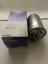 VW Transporter Caravelle T4 Fuel Filter 1.9D 1.9TD  1990-2003 Genuine Mahle