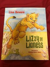 Lizzy the Lioness by Lisa Bevere (2017, Hardcover)