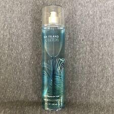 bath and body works Sea Island Cotton Fine Fragrance Mist 8 Oz