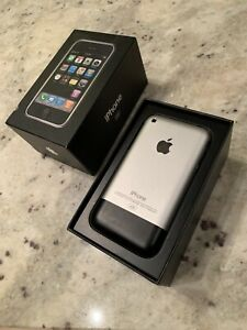 📱Apple iPhone 1st Generation - 8GB - A1203 - Matching Box - Excellent Condition