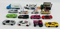 Hot Wheels and matchbox loose cars (Lot of 15)
