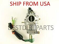 Carb Carburetor W/ Solenoid For Honda GX390 13HP Chinese 188F Generator NEW C74
