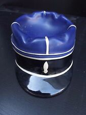 Vintage FRENCH Army/Military Hat Ashtray.1950's