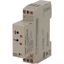 OMRON Temporizzatori a due fili, ritardato, guida DIN, 24..230 AC/DC, H3DS-XL