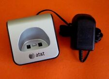 At&T Charging Cradle Base w/Adapter - Hs Cl82109/209/309/359 /509/609/659 C3.2