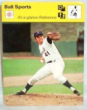 "Tom Seaver 1978 MLB Baseball Sportscaster 6.25"" Tall Card 29-22 New York Mets"