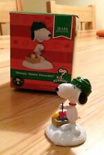 !! Snoopy Figur / Peanuts - Snoopy: Master Decorator / Neu & OVP !!