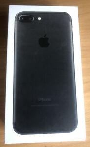 Apple iPhone 7 Plus 128GB Black (Unlocked) A1661 (CDMA + GSM) Seller Refurbished