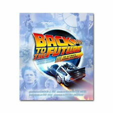 81575 Back to the Future 1 2 3 Wall Print POSTER Affiche