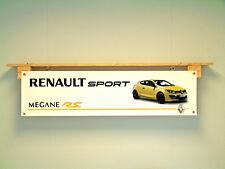 Renault Megane RS - Banner garage workshop Car display