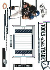 2005 Absolute Tools of the Trade Blue #90 Thomas Jones Bears /150