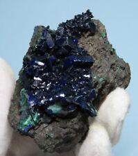 Azurite & Malachite Specimen Mined In Hubei China 81g