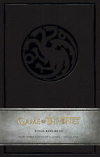 Game of Thrones, House Targaryen, Ruled Hardcover Journal, 192 Pages