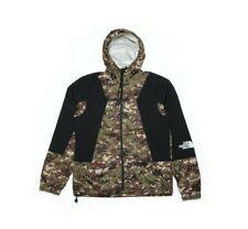 THE NORTH FACE Men's Peril Wind Jacket A4AGFLJ8 Olive Green Digi Camo