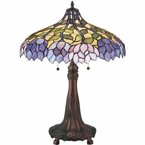 """26""""H Wisteria Table Lamp"""