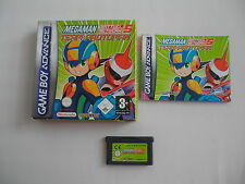 Mega Man Battle Network 5 Team Protoman Megaman Gameboy Advance (GBA) OVP CIB