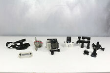 GoPro HERO 3 Black Edition Camcorder im Paket - Silber/Schwarz *v. Händler*