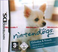 NINTENDO DS 3DS NINTENDOGS CHIHUAHUA UND FREUNDE * Neuwertig