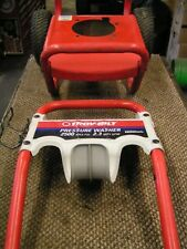Troybiltbpp 2500psi Pressure Washer Cart With Upper Handle Model020292 01