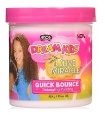 African Pride Dream bambini Oliva MIRACLE VELOCE Bounce capelli districare