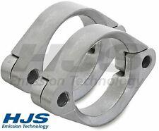 Abgasanlage HJS 82132509 Montagesatz