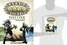 Savage Worlds Deluxe: Explorer's Edition (S2P10016) Perfect Paperback –...