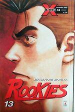STAR COMICS MANGA ROOKIES N.13 OTTIMO
