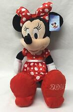 Large 2016 Minnie Mouse Plush Toy 23 inches Disney / Just Play NWT Dated foot