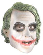 Accesorio Disfraz Caballero Oscuro, Para Hombre de la máscara de Batman Joker 3/4
