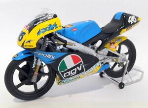 Minichamps 1/12 Scale Diecast 122 960046 Aprilia 125 GP 1996 Valentino Rossi