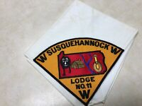 OA Lodge 11 Susquehannock Pie on Neckerchief