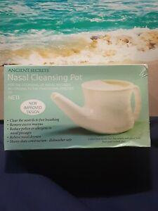 Ancient Secrets Nasal Cleansing Pot 1 Pot