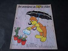 ARNAL LES AVENTURES DE PIF LE CHIEN 2EME SÉRIE 1957 N°13