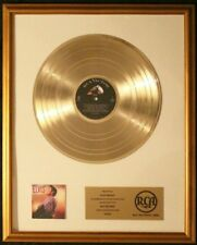 Elvis Presley Elvis 1956 2nd LP Gold Non RIAA Record Award RCA Records