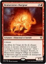 MTG Magic C16 - Charging Cinderhorn/Braisecorne chargeur, French/VF