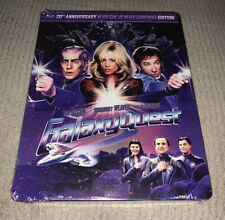 Galaxy Quest 20th Anniversary Steelbook - Limited Edition Blu-Ray Brand New