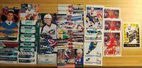 Hockey Rookie Card Lot: Young Guns/MVP Green/Nolan/Markov/Nylander/Werenski+++