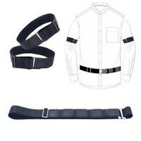 Completo Da Uomo con Elastico Regolabile Camicia con Cinturino Camicia con  I4O6