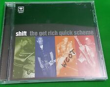 Shift Get Rich Quick Scheme 4 Unrelease Tracks Promo DJ CD single 1998 USA