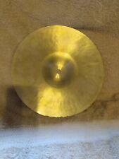 """Zildjian A custom 10"""" splash cymbal Free shipping!"""