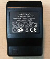 Siemens C39280-Z4-C71 Steckernetzteil für optiPoint / Optiset E, Neu