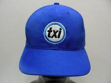 TXI - ROYAL BLUE - ONE SIZE - ADJUSTABLE STRAPBACK BALL CAP HAT!