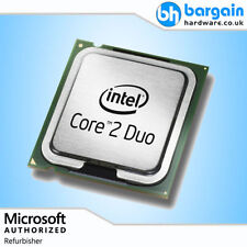 CPU y procesadores Intel Core 2 Duo 800MHz