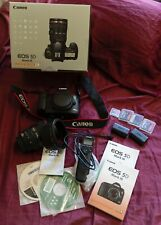 Canon5D MARK III 22.3 MP Digital SLR Camera 24-70mm f/4 L KIT 15k shutter