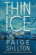 Thin Ice by Paige Shelton #22742 U