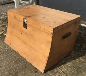Antique Boat Style Chest