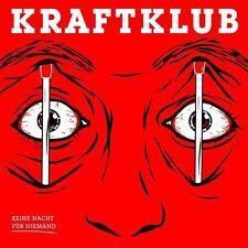 Kraftklub - Keine Nacht für niemand (2017) CD Digipak Neuware