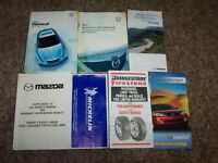 2004 Mazda6 User Guide Owner Manual i s Sport Touring Grand 2.3L 3.0L 4Cyl V6